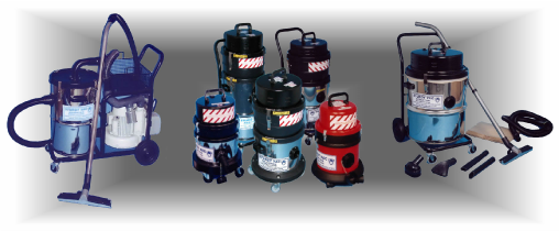 Sturdy Vac Industrial And Specialist Vacuum Cleaners